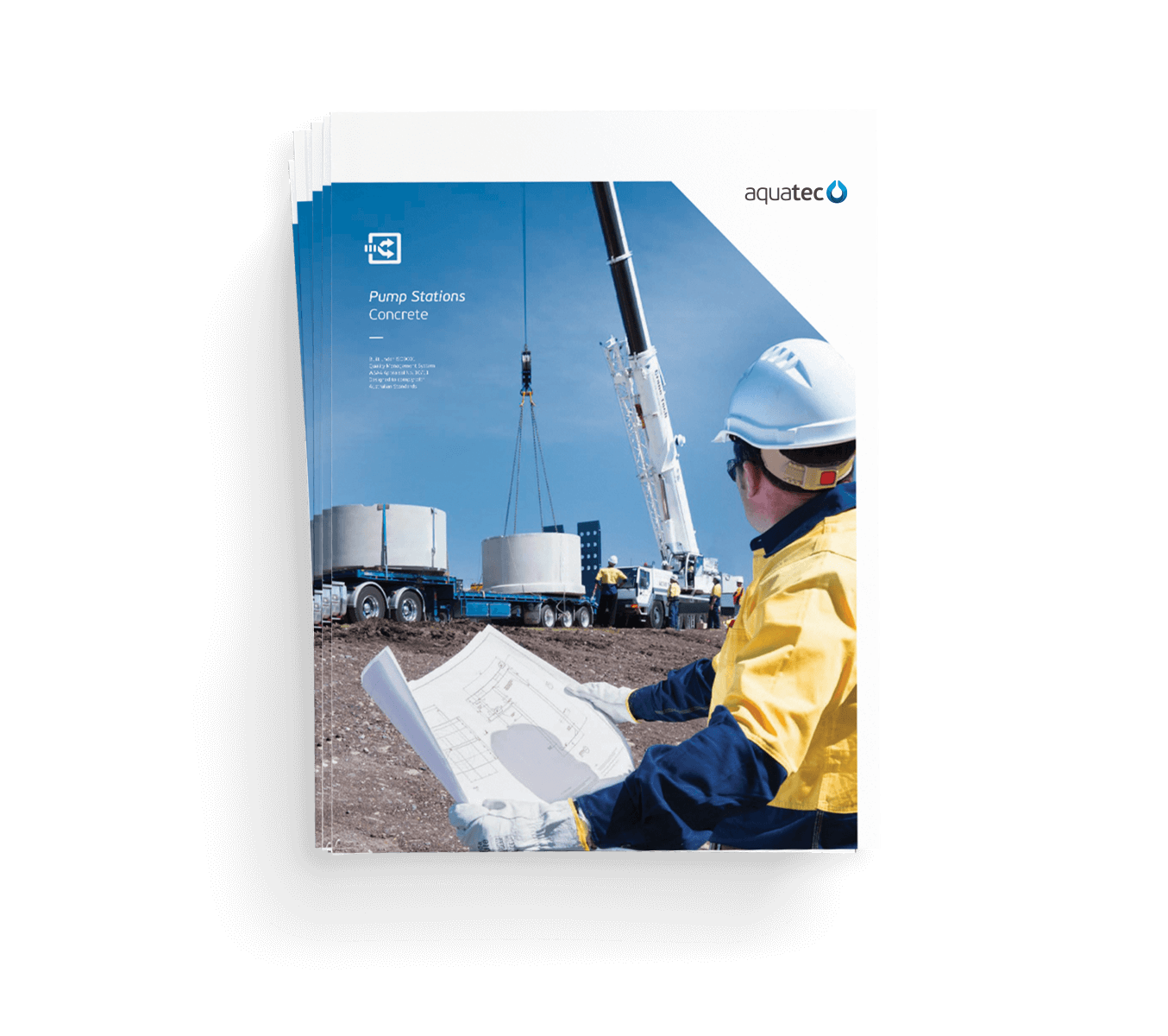 Concrete Pump Station Brochure