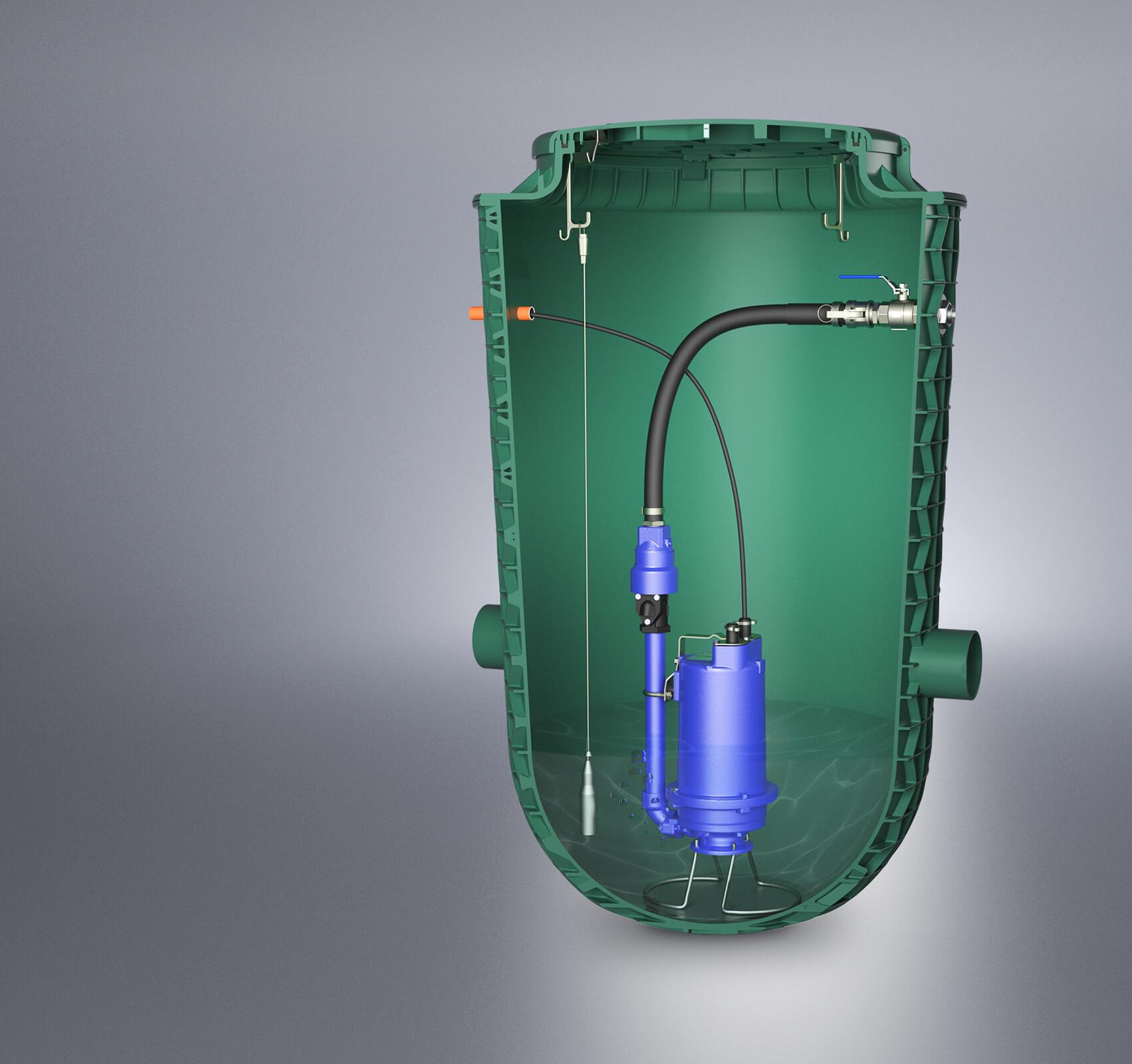 Pressure Sewer