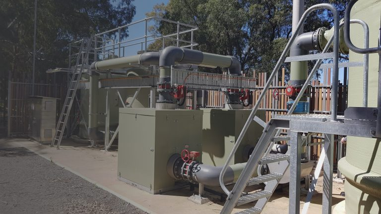 solutions to complex municipal wastewater odours
